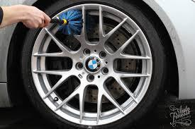 Best way to clean your car wheels